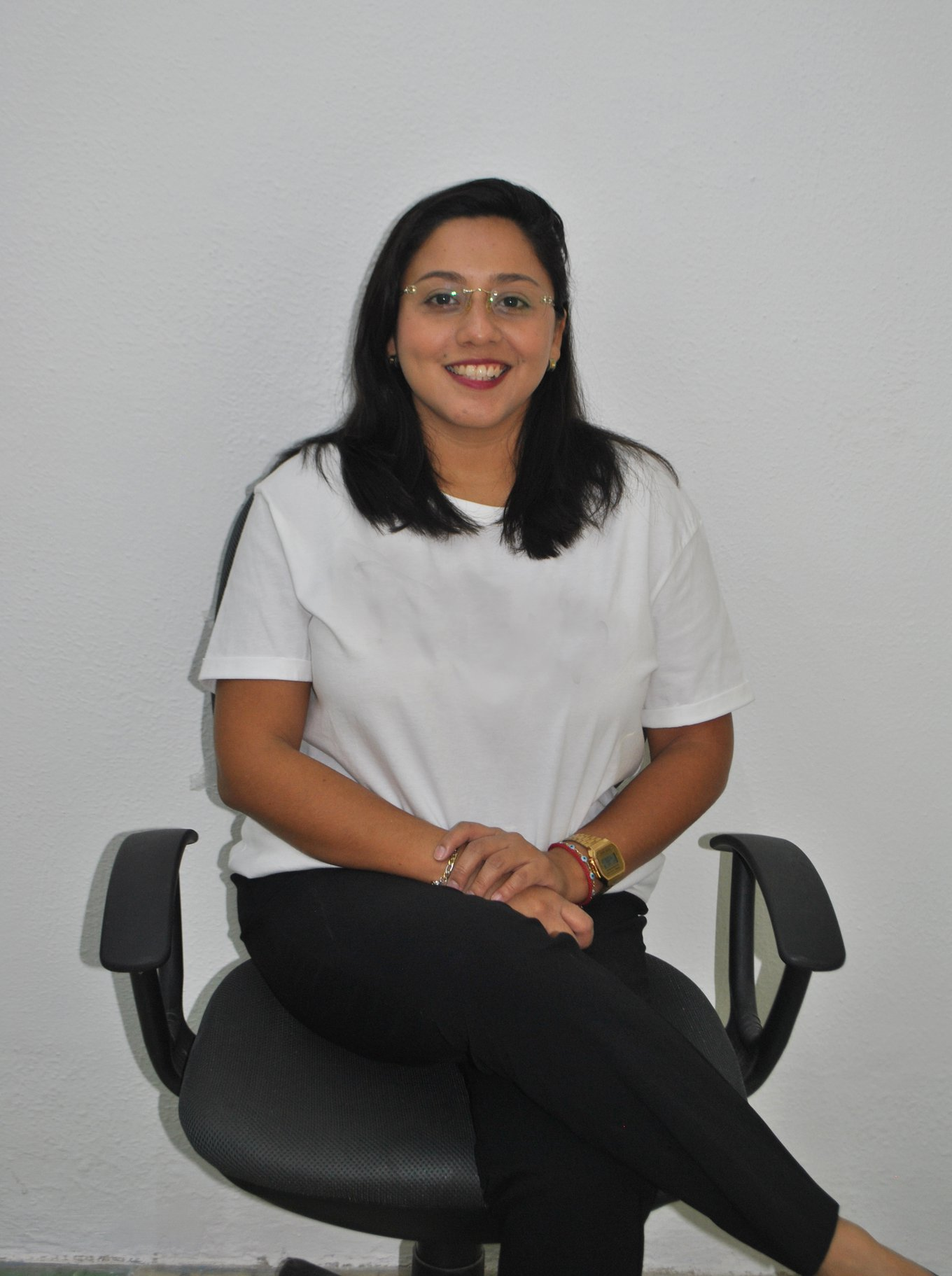 Photo of Mariel Pérez Carrillo