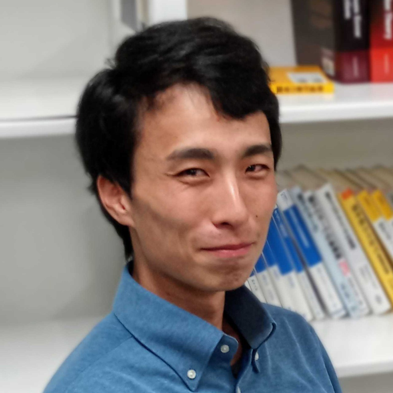 Photo of Kosuke Mitarai