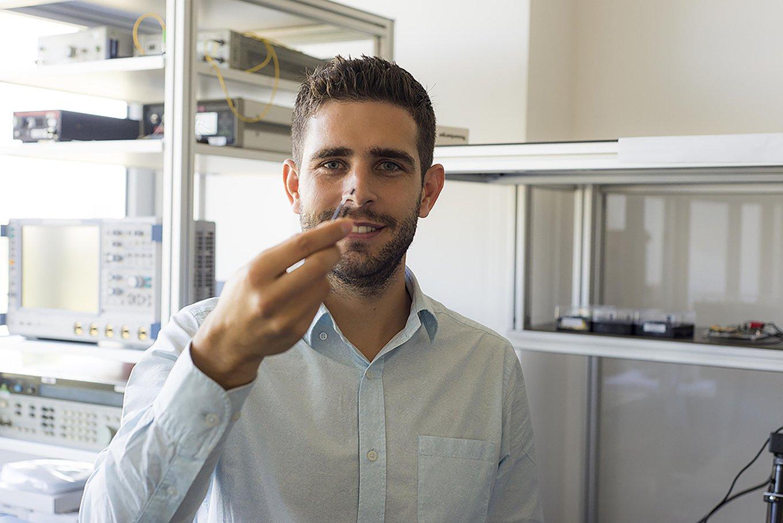 Photo of Carlos Abellán