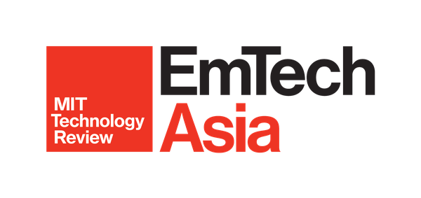EmTech Asia black text logo