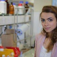 Enass Abo Hamed portrait 1