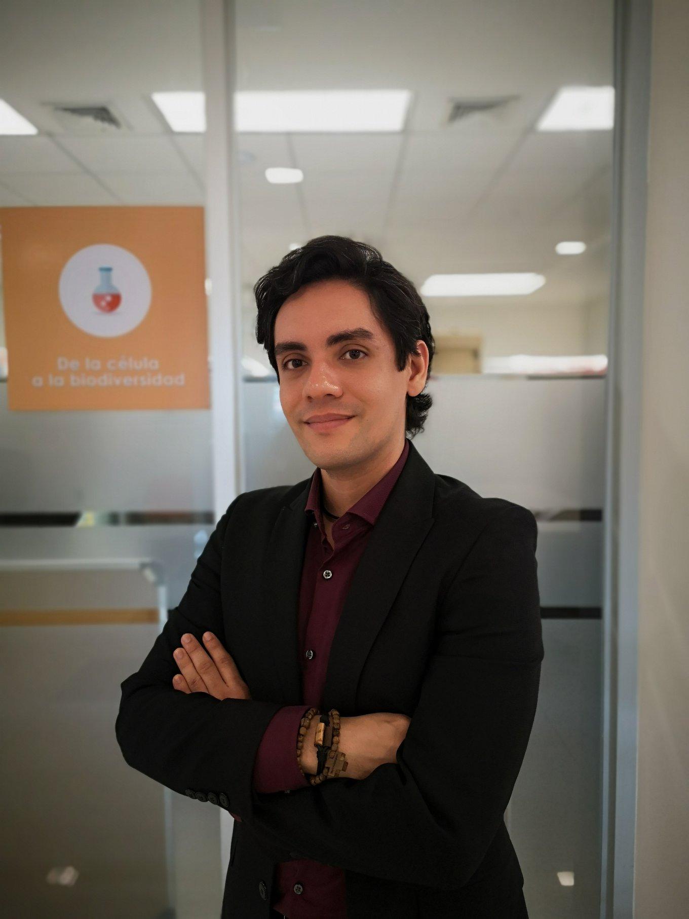 Photo of Carlos Restrepo