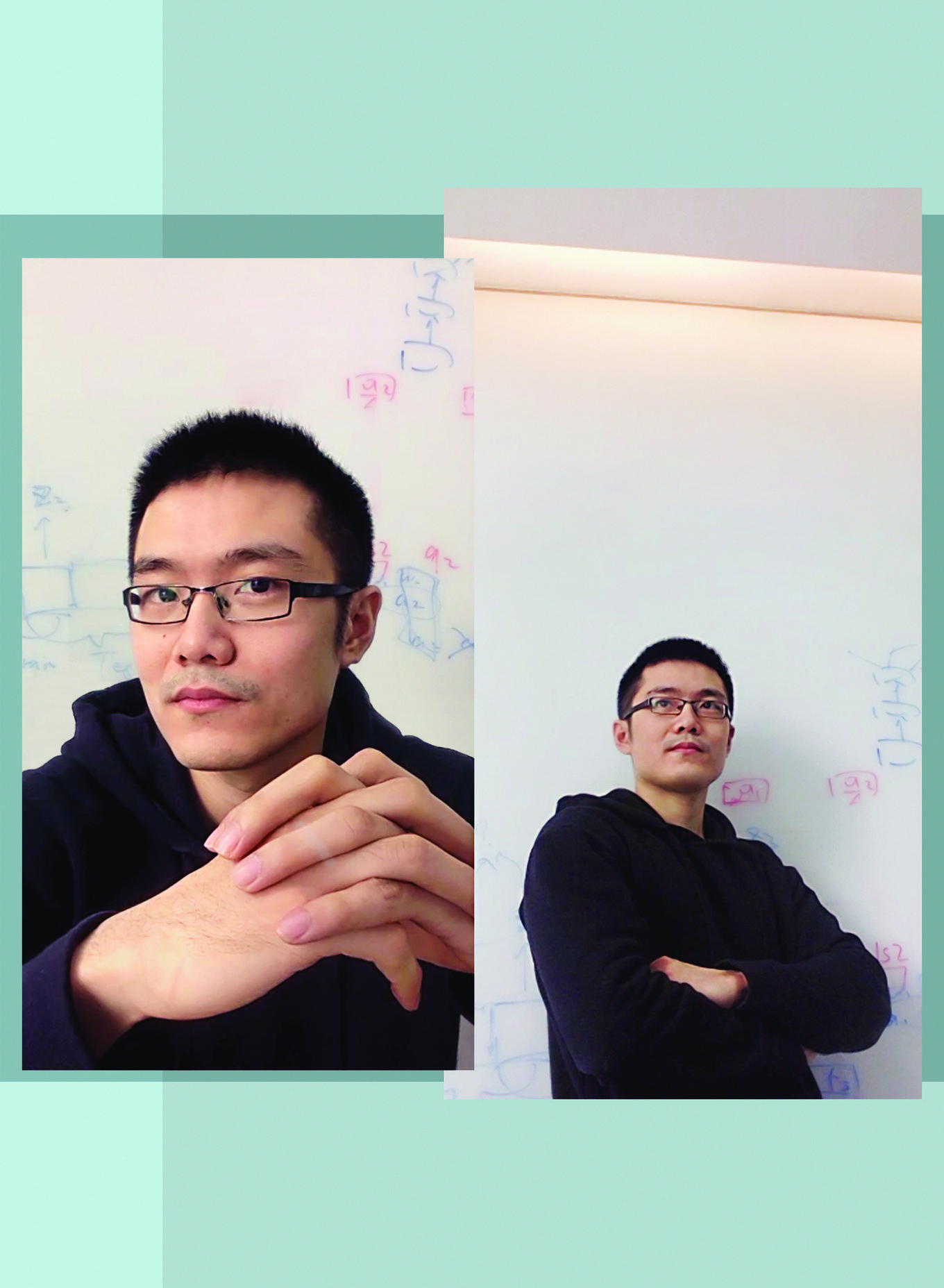 Photo of Jiwei Li