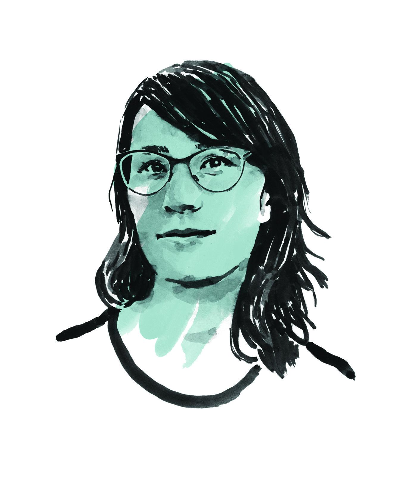 Photo of Nadya Peek
