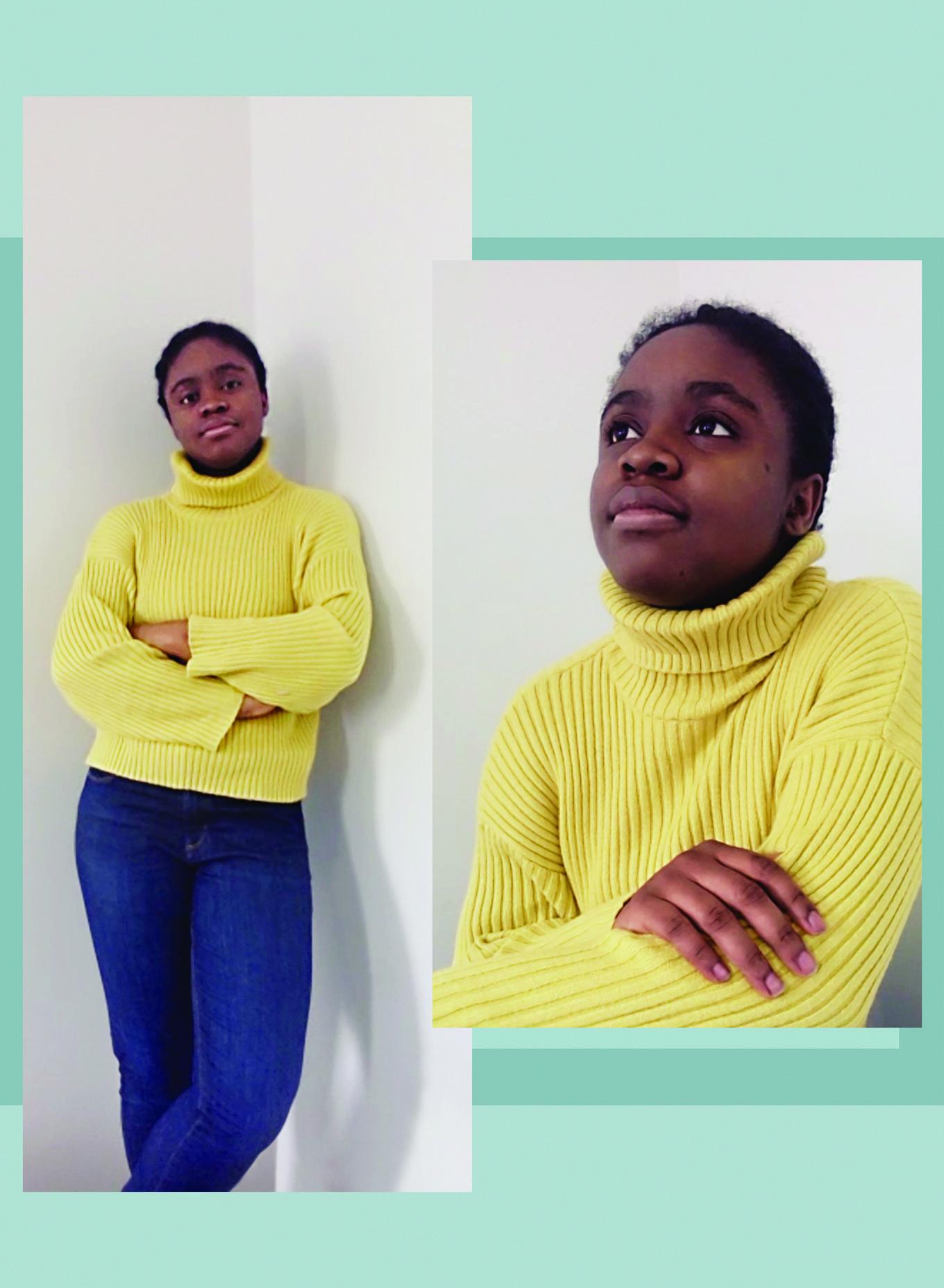 Photo of Inioluwa Deborah Raji