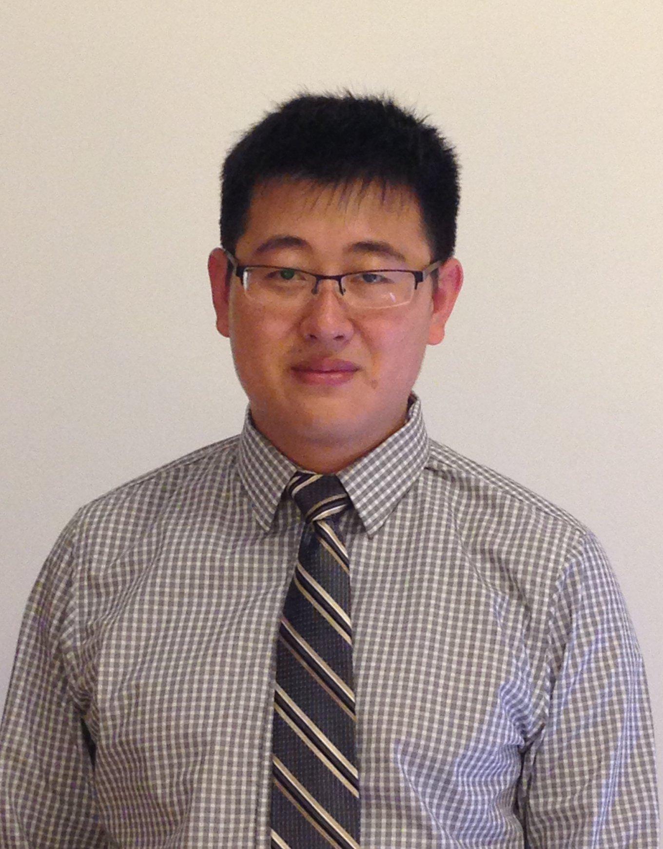 Photo of Jiashi Feng