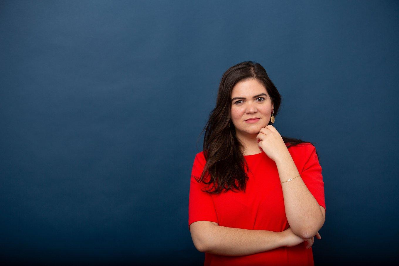 Photo of Lucia Gallardo