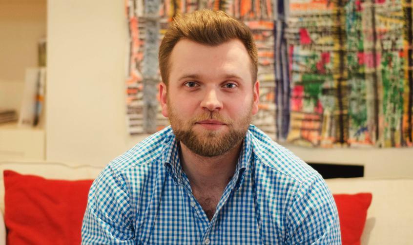 Photo of Marcin Piatkowski