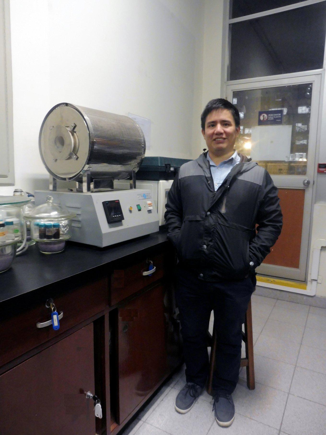 Photo of Daniel Obregón
