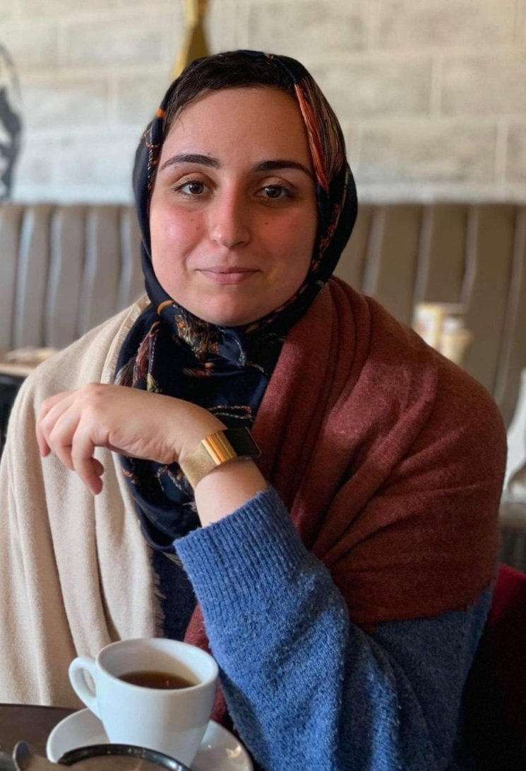 Photo of Aya Elghajiji