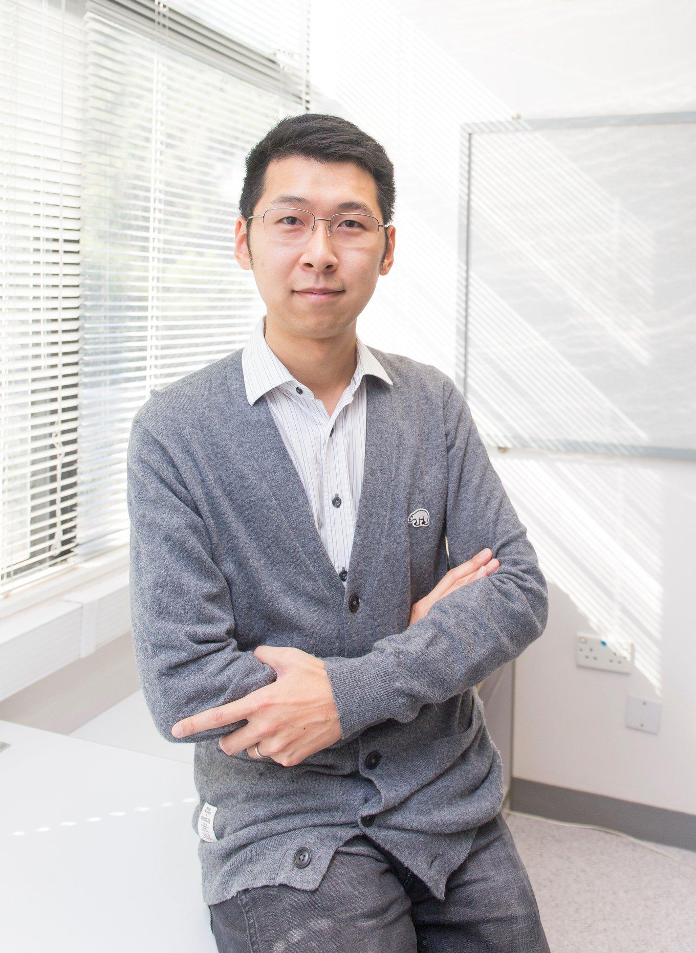 Photo of Ruibang Luo