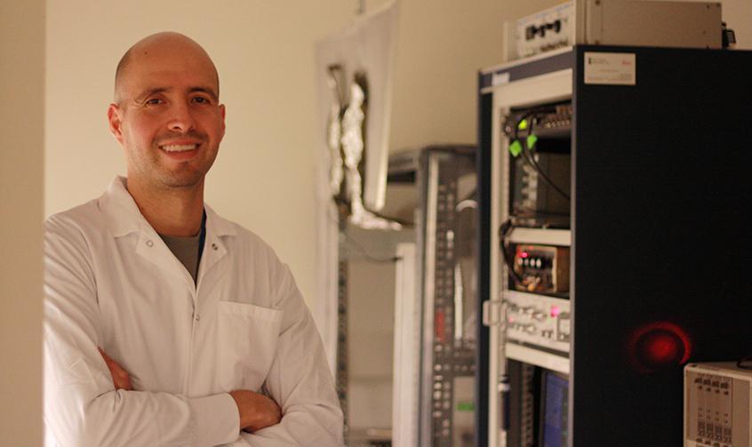 Photo of Santiago Reyes