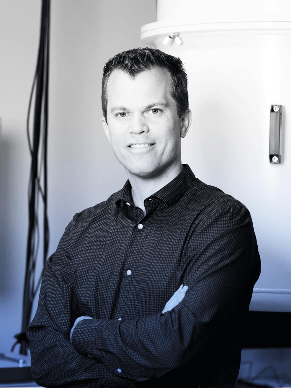 Photo of Menno Veldhorst