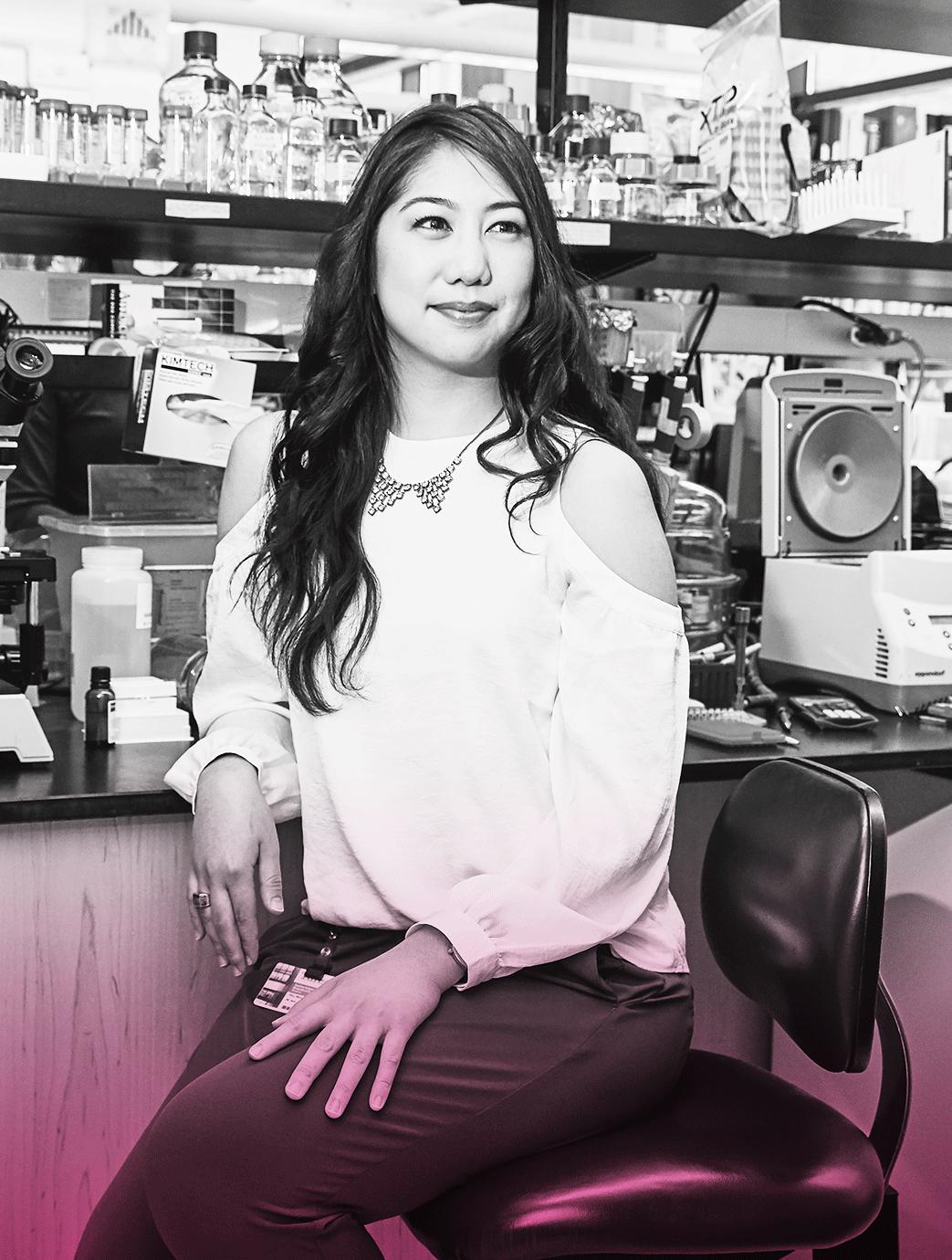 Photo of MinMin Yen