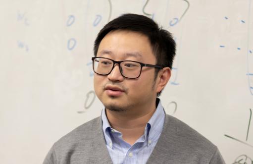 Photo of Qiang Tang
