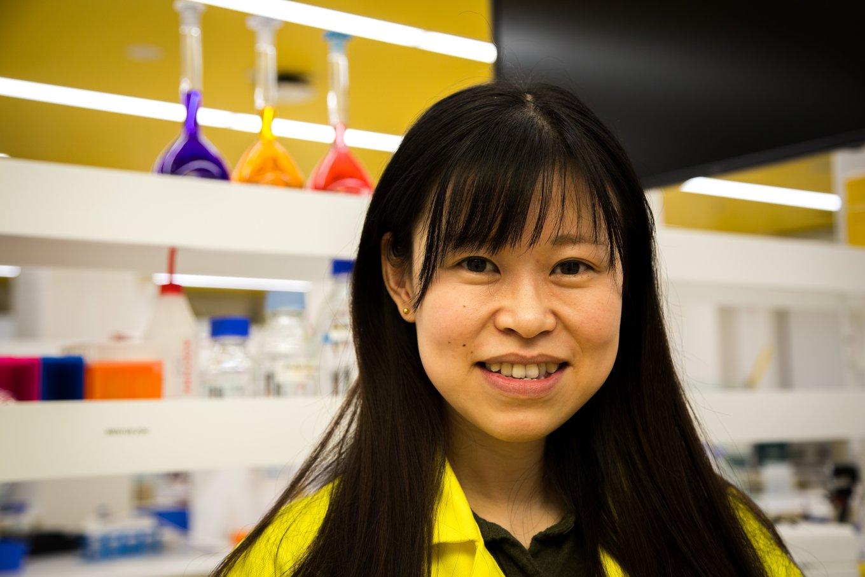 Photo of Wenyue Zou
