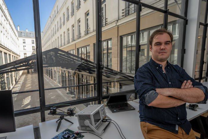 Photo of Xavier Lagorce