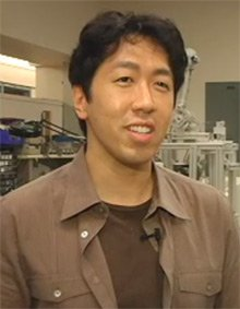 Photo of Andrew Ng