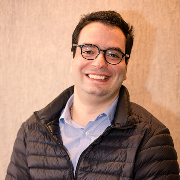 Photo of Bruno Mahfuz