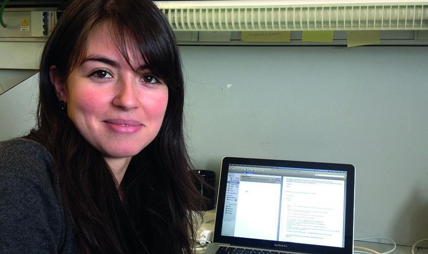 Photo of Claudia Ibacache-Quiroga