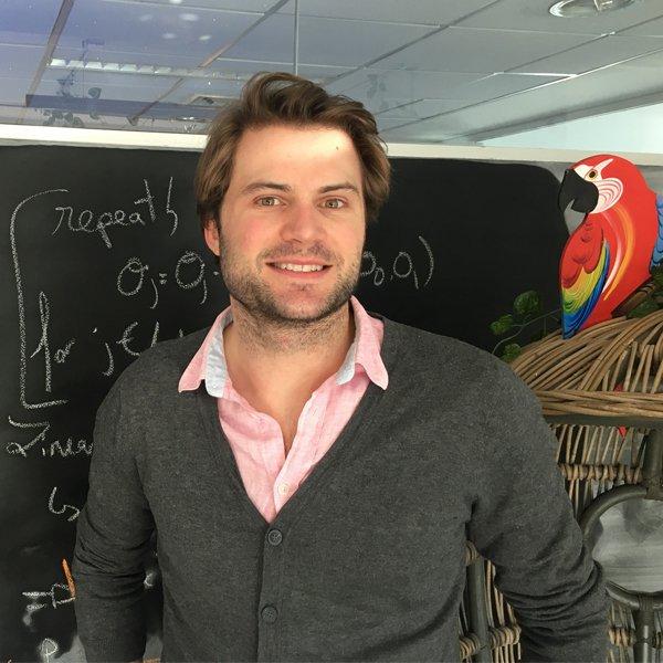 Photo of Emmanuel Massenez