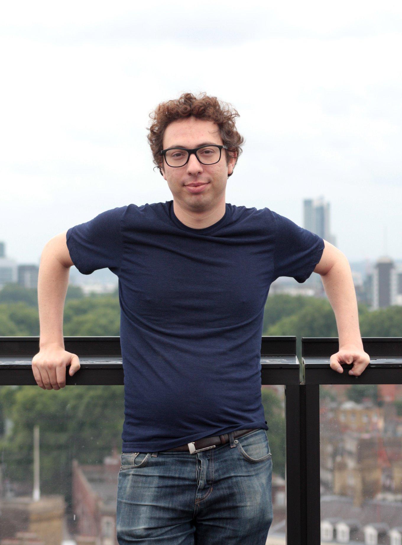 Photo of Gregory Wayne