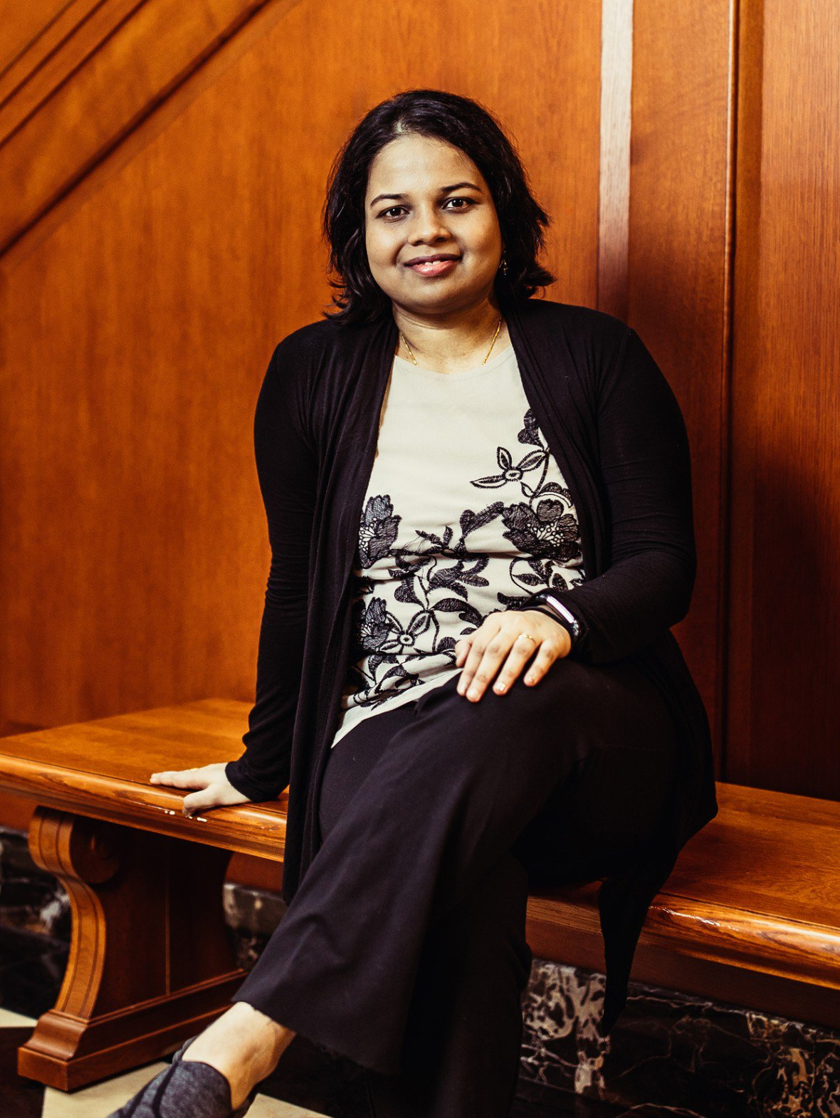 Photo of Himabindu Lakkaraju