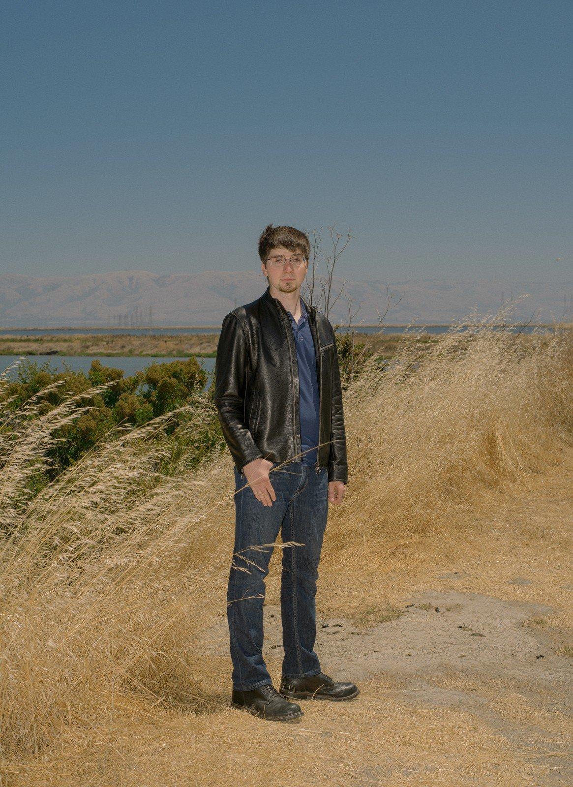 Photo of Ian Goodfellow