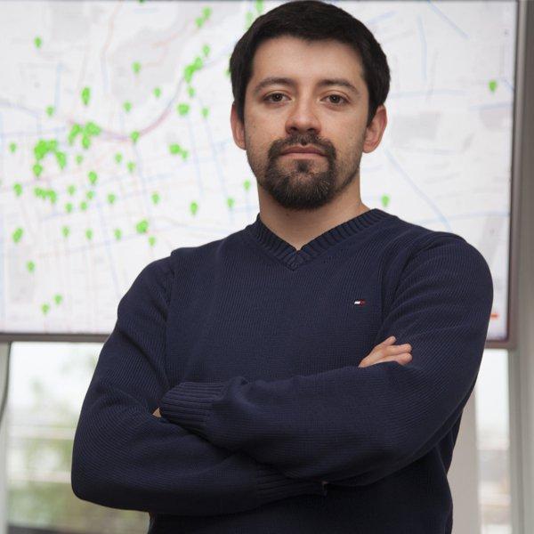 Photo of Iván Páez