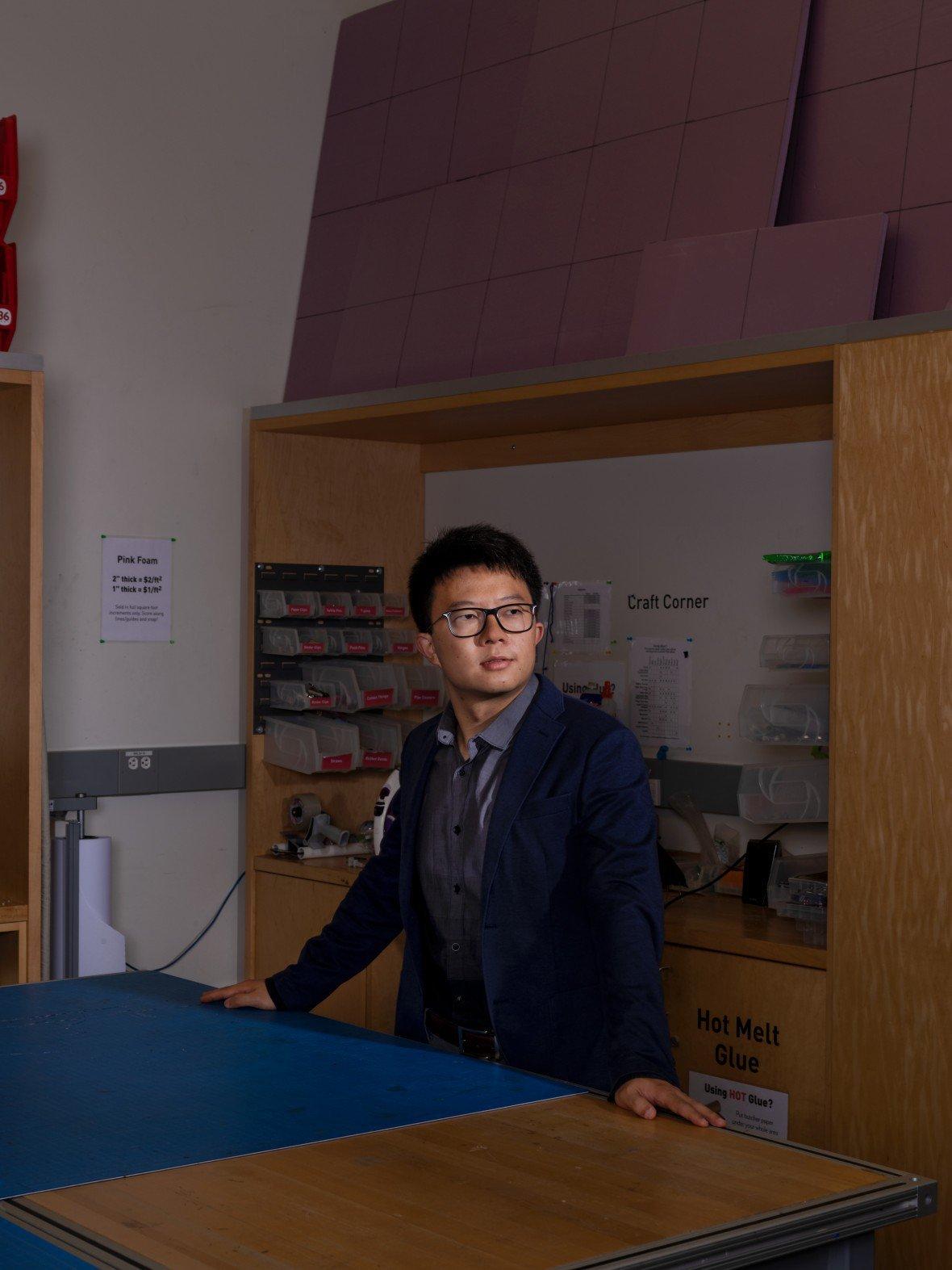 Photo of Jinxing Li