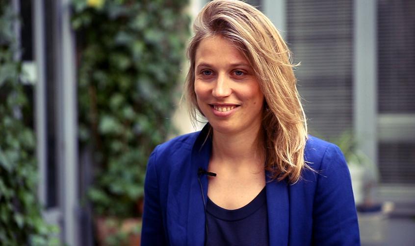 Photo of Julie de Pimodan