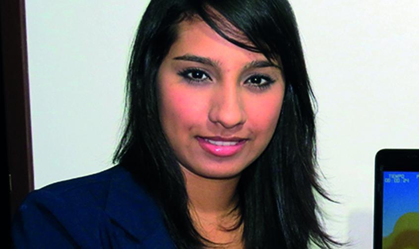 Photo of Laura Parra