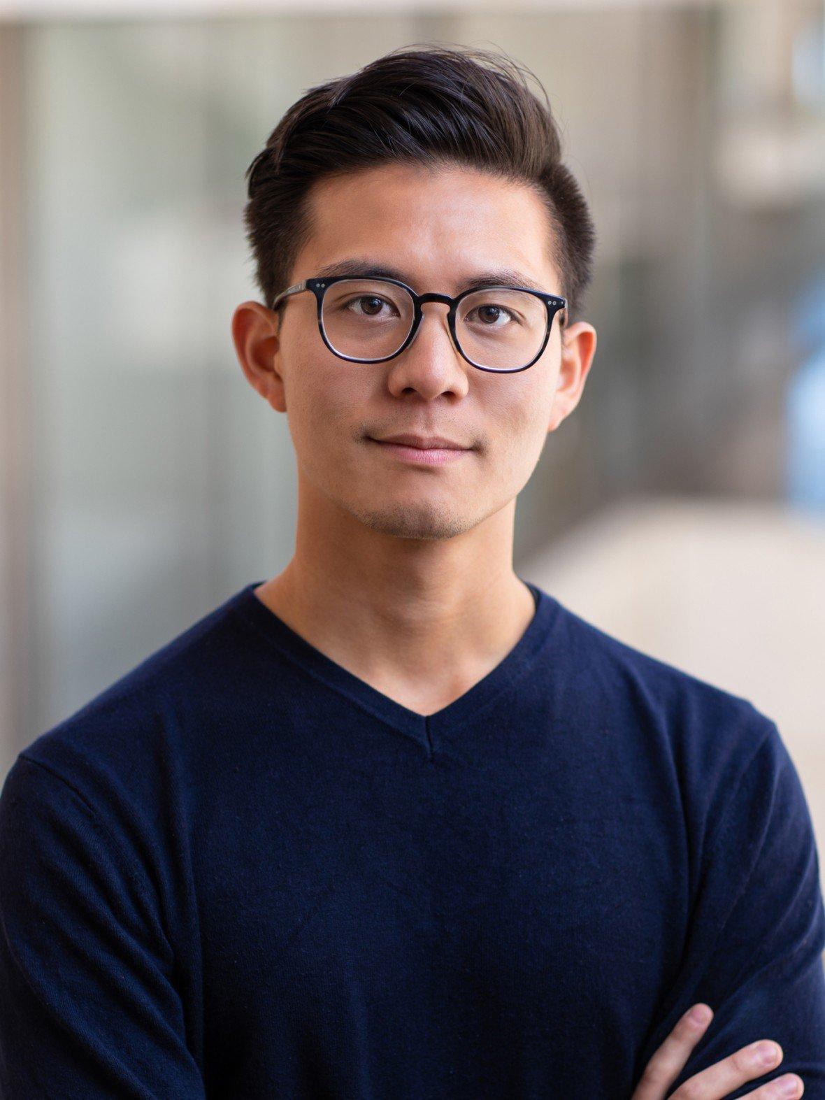 Photo of Patrick Hsu