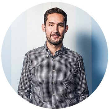 Photo of Kevin Systrom
