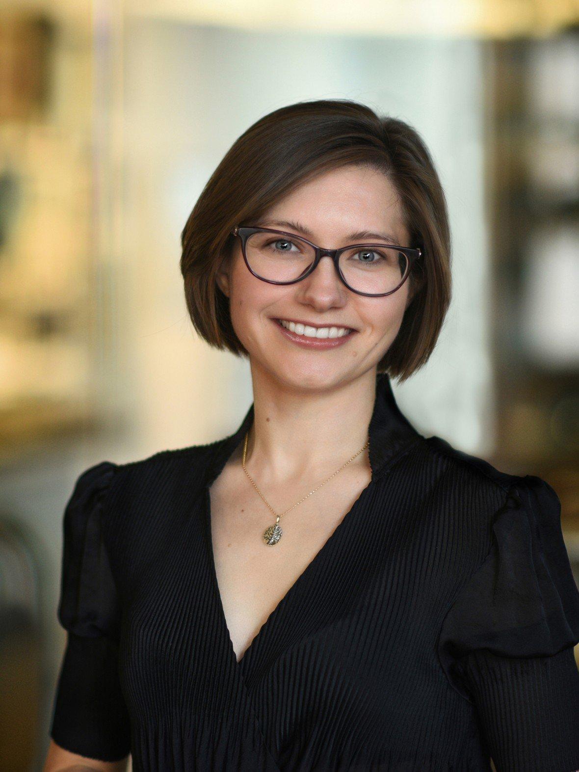 Photo of Olga Dudchenko
